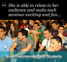 Testimonials from Students, Kids, Teens